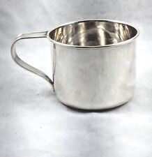 """Fisher Sterling Large Baby Cup - 2 1/4"""""""