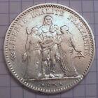 5 francs argent Hercule 1873 A