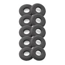 10 Foam Doughnut Ear Cushion for Plantronics H91N H101 HW251 HW251N HW261 HW261N