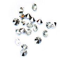 Acryl-Chatons kristall bedampft Ø 2,8 mm - 10 g