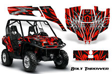 CAN-AM COMMANDER 800R 800XT 1000 1000XT 1000X GRAPHICS KIT DECALS STICKERS BTR