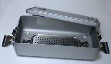 Case Medical Sc03mg Sealed Aluminum Case Sterilization Container