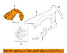 MAZDA OEM 04-08 RX-8-Front Fender Liner Splash Shield Left F1515614Z
