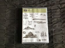Stampin! Up Waterfront - outdoor, scenic