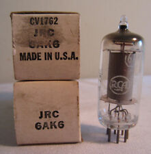 Rca Radio Corp Of America Vintage 1950's Jrc-6Ak6 Electron Electronic Tube