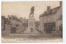 18 DUN SUR AURON  MONUMENT DE LA GRANDE GUERRE