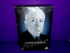 Alfred Hitchcock Signature Collection DVD Set Region 2 Brand New B516