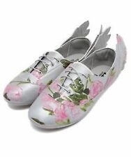 Women's Synthetic Shoes in Floral Pattern