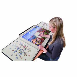 Folding Jigsaw puzzle board - portapuzzle 1000 / 1500 (puzzlemates felt jigboard