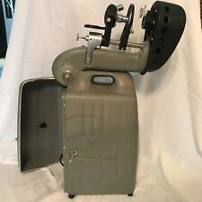 Vintage Instruction Projection Microscope BIOSCOPE Master Model 20