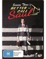 Better Call Saul : Season 3 (NEW DVD)