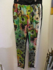 Ropa de mujer de color principal multicolor de seda talla 38