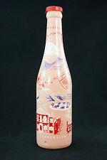 Duraglas Vintage 1954 Philadelphia Convention Souvenir Bottle Pink ABCB