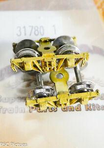 "Precision Scale HOn3 #31780.1 Trucks, Westside Logging w/26"" Wheels, 4'-0"" WB"