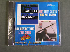 Meet Betty Carter and Ray Bryant Trio Little Susie New CD