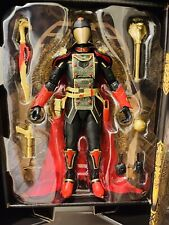 Exclusive G.I. Joe Classified Series Snake Supreme Cobra Commander Action Figure