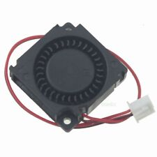 30mm 12V Ball Blower Fan 30X10x10mm DC Turbo Centrifugal Cooler for 3D printer