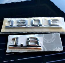 Mercedes-Benz 190E 1.8 Schriftzug Typenbezeichnung