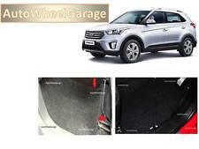 Anti Slip Noodle Car Floor Mats Black Set of 5pcs - for Hyundai Creta