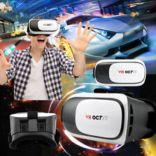 Virtual Reality 3D VR Glasses Headset 2.0 2nd Gen For IOS Samsung iPhone