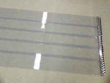 PVC - Lamellenvorhang  Lagervorhang  Streifenvorhang Lagertor Windschutz Stall