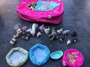 Puppy/kitty/pony/jungle in my pocket bundle