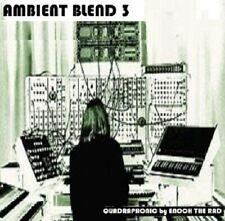 Q4 QUADRAPHONIC QUAD Reel Tape unusual BLENDED AMBIENT 3