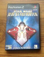 Star Wars Jedi Starfighter PlayStation 2 Game. Free UK Postage