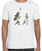 King Arthur Of The Britons Monty Python Funny Unisex T Shirt Top Tee (7 Colours)