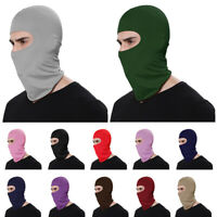 Outdoor Ski Motorcycle Cycling Balaclava Hood Full Ramadon Neck Headwear Hat