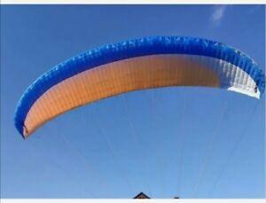 """Paraglider Paramotor Wing Dudek """"Reaction """""""