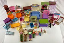 Fisher Price Loving Family Dollhouse Lot family furniture Appliances