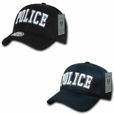 Police Department Air Mesh Baseball Hat Baseball Cap