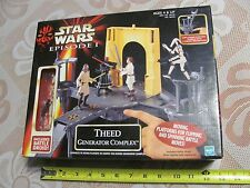 New 1999 Hasbro Theed Generator Complex Star Wars Episode I 1 Droid Figure