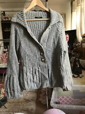 South Grey Cardigan Size 20