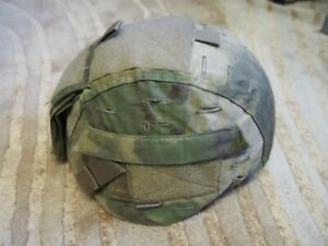 MICH2000 Helmet with Emerson ATACS FG Cover - Airsoft