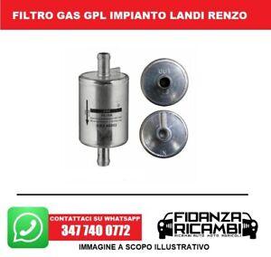 FILTRO GAS GPL IMPIANTO LANDI RENZO EQUIVALENTE 67R010286 UFI 4600200