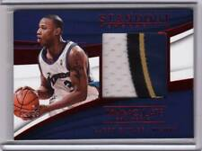 2017-18 Immaculate Caron Butler Game Worn Jersey Patch Wizards 12/25