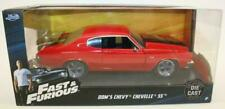 Jada 54030 - 1/24 Scale Model Car Fast & Furious - Dom's Chevy Chevelle SS