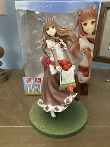 Chara-AniSpice and WolfHolo: Plentiful Apple Harvest Ver. 1/7 Figure Authentic