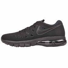Nike Air Trainer 180 Cross Training Mens Shoes Triple Black NWOB 916460-003