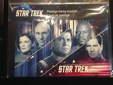 Star Trek: Year 2 - Prestige Booklet of Stamps (a visual story of Star Trek)