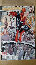 AVENGING SPIDER-MAN #3 1ST PRINT POLYBAGGED HUMBERTO RAMOS VARIANT MARVEL (2011)
