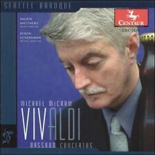 FREE US SHIP. on ANY 2 CDs! NEW CD Michael Mccraw: Fagottkonzerte Import