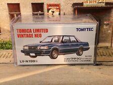 TOMYTEC LV-N199b Toyota Crown Hardtop 3.0 Royal Saloon G TOMICA LIMITED VINTAGE