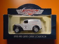 Lledo No 58002 - Diecast Model Of A 1950 Grey Morris Z Van - MACKESON STOUT