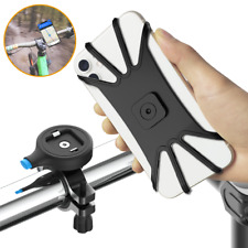 Motorcycle Phone Holder Bicycle Handlebar Mount for GPS Apple iPhone 11 Samsung