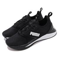 Puma Jaab XT PWR Mens Black White Cross Training Shoes Sneakers 193082-01