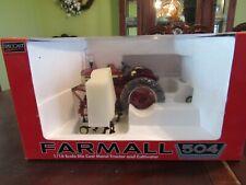 Farmall 504 W 468 Cultivator 2 Offical 2007 Summer Show Tractor Farm Toys