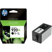 GENUINE HP 920XL BLACK CARTRIDGE 6000 6500 7000 6500A 7500A WF FAST FREE POSTAGE